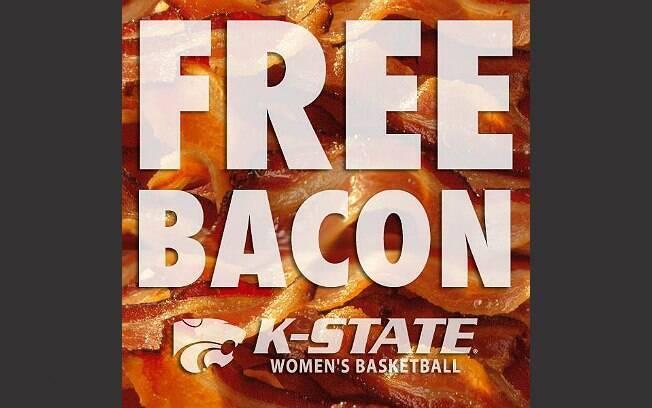 Anúncio da Universidade Estadual do Kansas é direto: