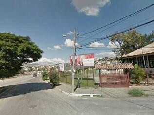 Sede da empresa ficava às margens da Via Expressa, que se tornou rota de fuga dos assaltantes