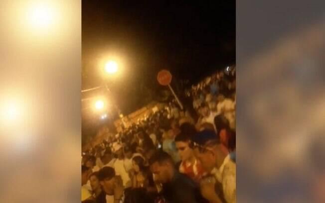 Virada de ano  marcada por aglomeraes em Campinas e regio