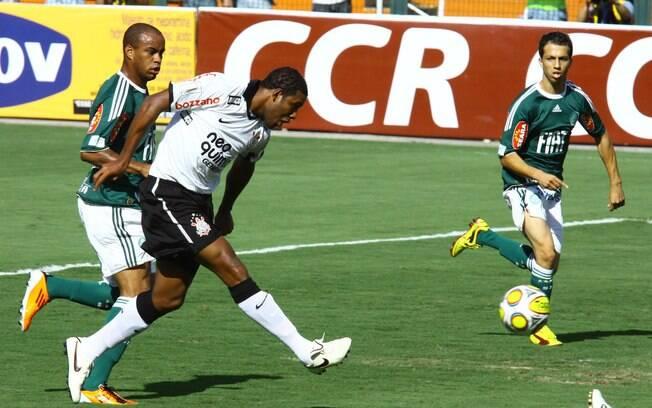 Blackenbauer: As boas atuações no Corinthians  fizeram com que Jucilei também ganhasse apelido em  homenagem ao ex-defensor alemão