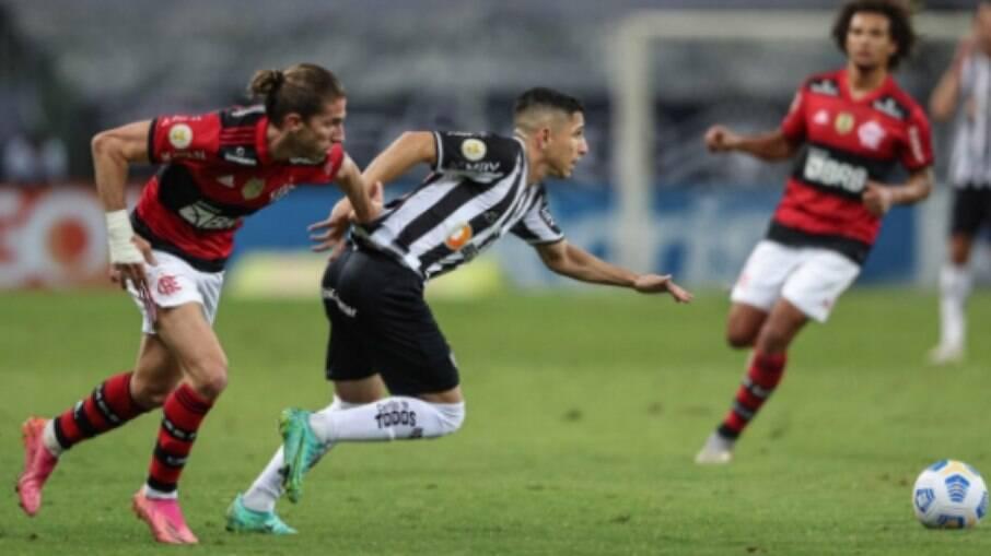 Para Casagrande, Flamengo e Atlético-MG são os melhores times do Brasil