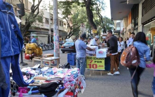 Ministro da Justiça considera muito alta a relevância do mercado ilegal no PIB do País