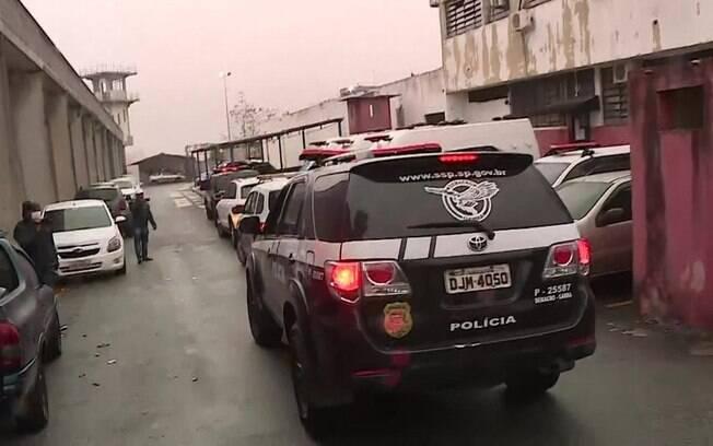 carro da polícia de são paulo