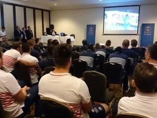 Delegação francesa recebeu orientação da Fifa