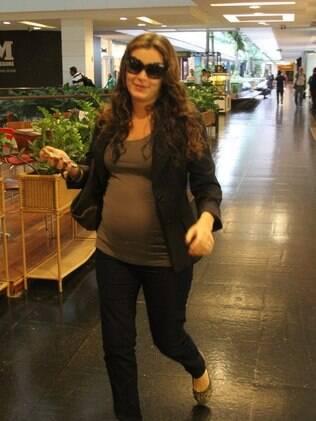 Bianca Castanho deu à luz na noite dessa quarta-feira (18)