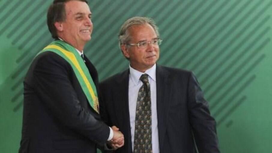 Governo quer alinhamento com equipe econômica de Paulo Guedes