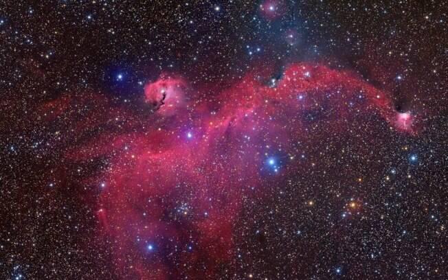 Nebulosa da Gaivota é um ícone celeste cercado de mistérios