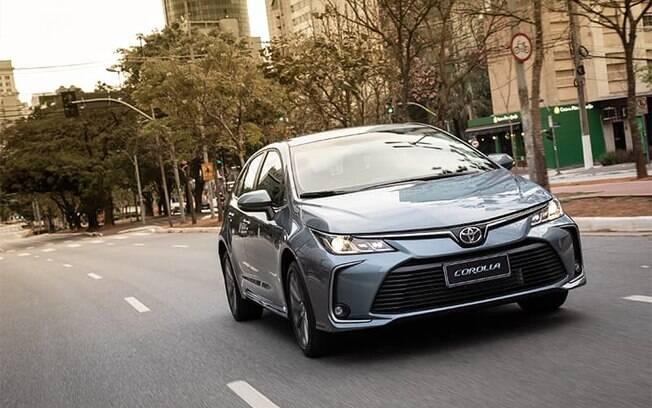 Toyota Corolla está mais tecnológico, equipado e caro na linha 2020