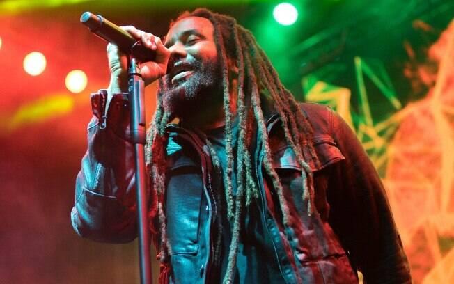 Ky-Mani Marley, filho da lenda do reggae Bob Marley, estará na Florida Cup 2019
