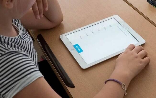 44% dos alunos de 9º ano de Campinas não receberam tablets