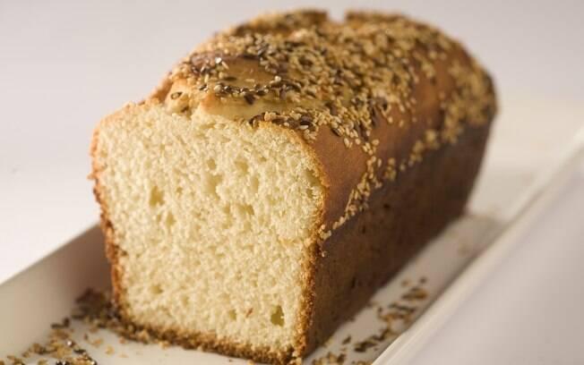 O pão de forma é bem versátil e utilizado em diversas receitas