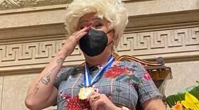 Nany People recebe medalha Chiquinha Gonzaga no RJ