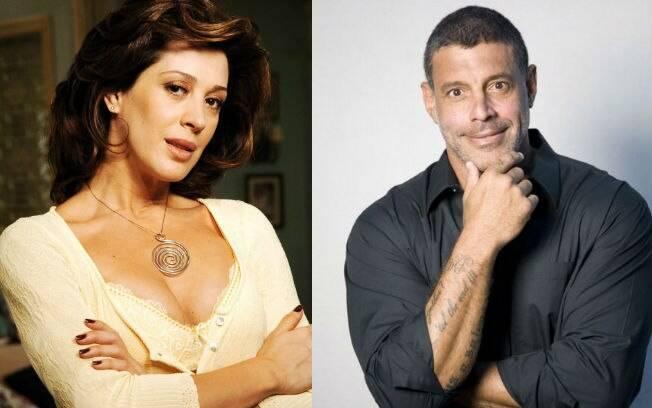 Casais famosos esquecidos%3A Claudia Raia e Alexandre Frota