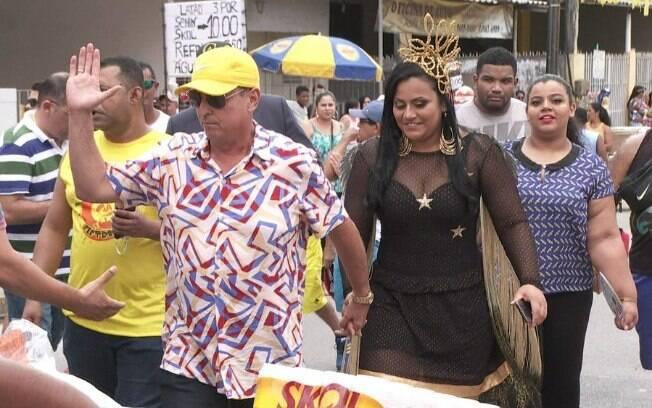 Demóstenes Meira (PTB), prefeito de Camaragibe, foi um dos alvos da segunda fase da operação Harpalo da Polícia Civil