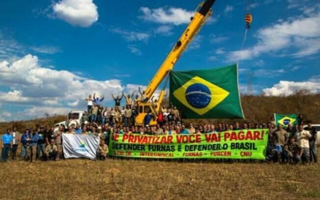 Funcionários da Eletrobras abrem denuncia no Tribunal de Contas da União contra privatização