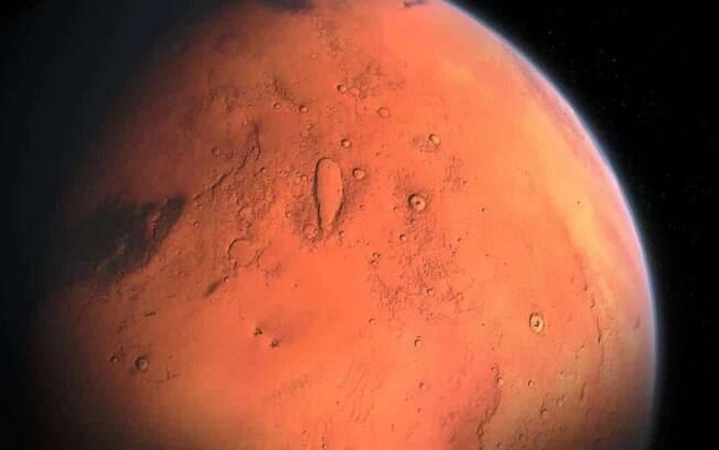 Nesta terça-feira, planeta vermelho estará visível e a uma distância mínima da Terra