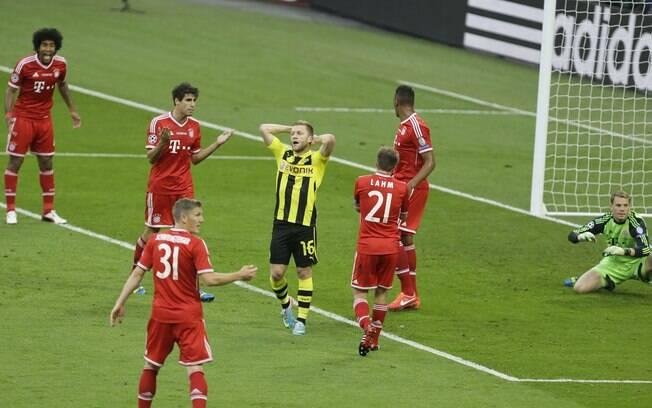 Blaszczykowski lamenta gol perdido