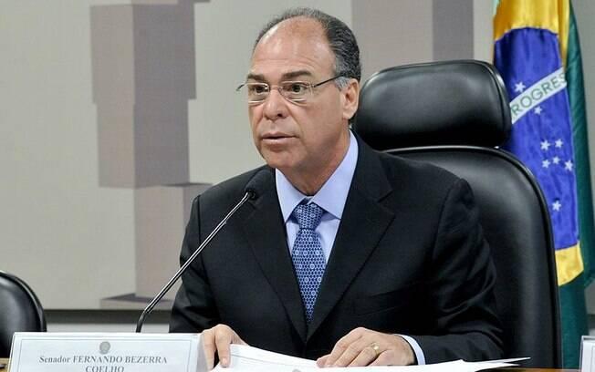 O líder do governo, senador Fernando Bezerra Coelho (MDB-PE), foi alvo de operação da Polícia Federal