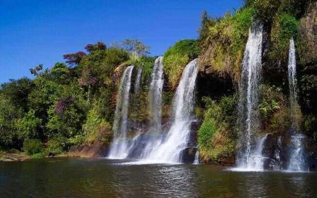 Carrancas é um dos diversos destinos de bate e volta que oferecem muitas cachoeiras