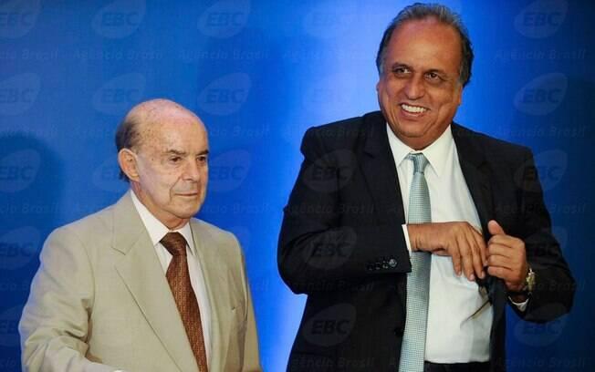 Vice-governador Francisco Dornelles (PP) assume o governdo do Rio de Janeiro com a prisão de Luiz Fernando Pezão (MDB)