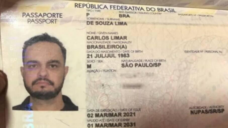 Corpo de brasileiro foi encontrado com bilhete