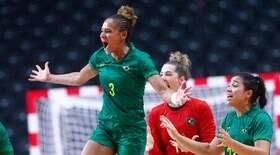 Brasil faz jogo seguro e vence bem a Hungria no handebol feminino