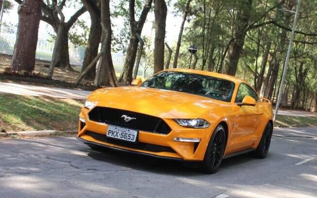 Tal como o Mustang, o novo SUV da Ford promete bastante agressividade e personalidade