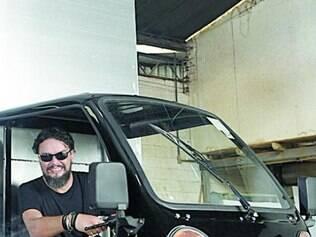 """Luigi Russo em um dos 12 food tooks que vão """"invadir"""" as ruas de Belo Horizonte este ano"""