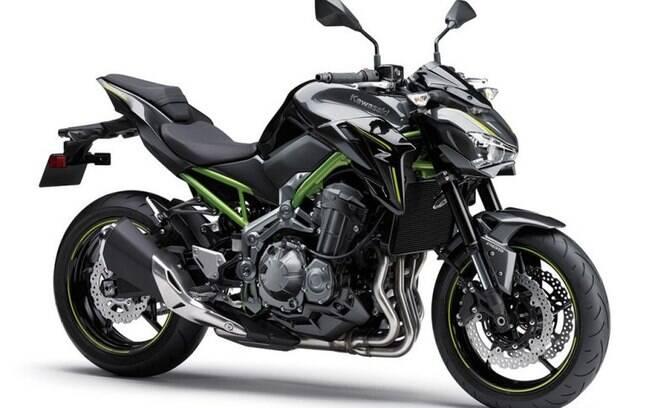 A Kawasaki Z900 irá aposentar a Z800 na Europa, usando o mesmo motor de 948 cc e 128 cv de potência.