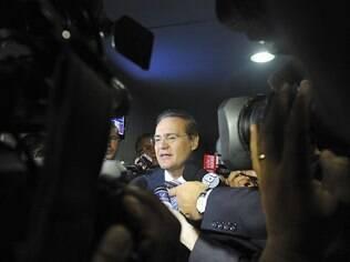 Renan: presidente do Senado eleva tom oposicionista e cobra promessas de Dilma