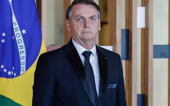 Presidente Jair Messias Bolsonaro.
