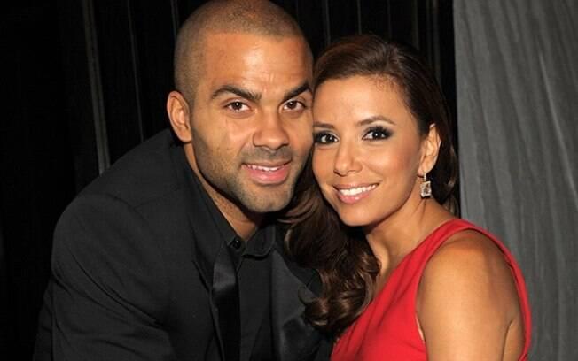Eva e Tony se casaram em 2007 e ficaram juntos por três anos