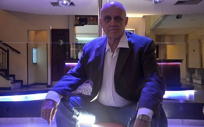 Oscar Maroni reabriu o Bahamas Hotel Club, na zona sul de São Paulo, na semana passada