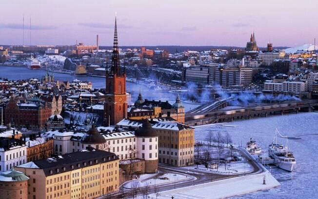 10º. Suécia: com R$ 1 você consegue comprar cerca de 3,03 coroas suecas. Foto: Getty Images