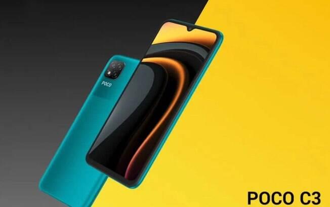 Poco C3 é lançado na Índia