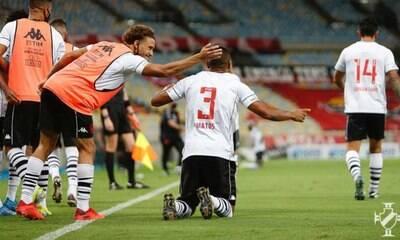 Vasco vence o Flamengo e quebra tabu de 17 jogos sem vencer o rival