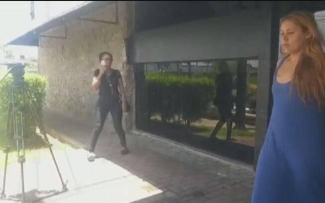 Giulia foi presa por falso testemunho ao contar histórias diferentes sobre morte do filho para a polícia
