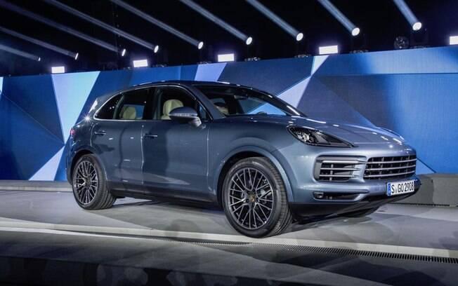 Porsche Cayenne: recursos sofisticados foram adotados para deixar a tocada do SUV parecida com a de um cupê