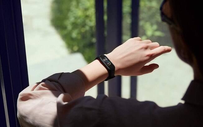 Smartwatch Xiaomi Mi Band 4 Oled