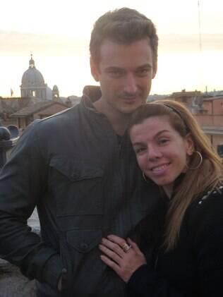 Penélope e Marcelo em uma viagem romântica