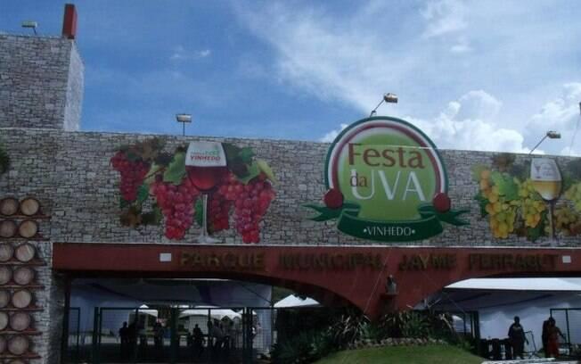 Prefeitura de Vinhedo anuncia cancelamento da Festa da Uva