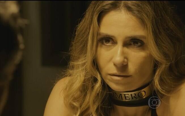 Giovanna Antonelli como Atena em