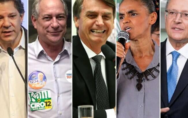 Campanha presidencial termina neste sábado (7); primeiro turno das eleições 2018 ocorre no domingo (7)