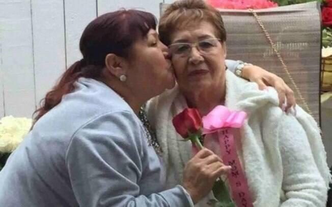 Carolina Tovarv, de 86 anos, e a filha, Letty Ramirez, de 54, morreram de Covid-19