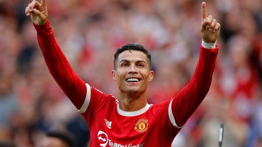 Cristiano Ronaldo brilhou em estreia pelo Manchester United