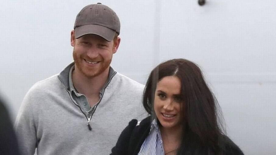 Harry estaria se preparando para voltar ao Reino Unido
