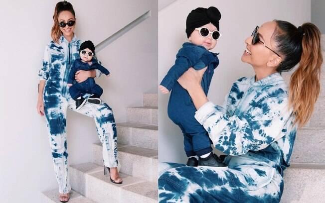 Sabrina Sato usa look similar ao de Zoe e faz sucesso no Instagram