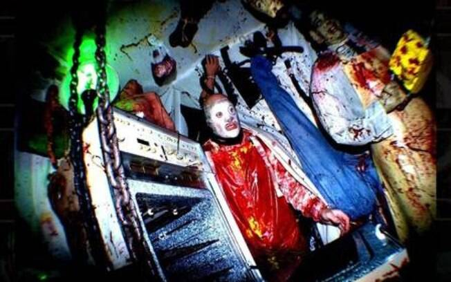 casa assustadora