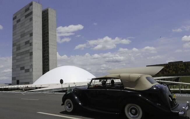 Michel Temer editou decreto para garantir a segurança durante a posse de Jair Bolsonaro em Brasília