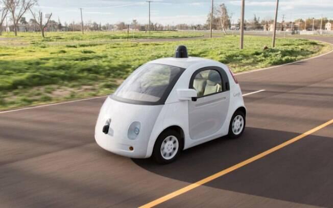 Alguns carros autônomos não seguem as leis atuais por não contarem com volantes ou pedais